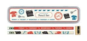 Image of Pencil set (in tin)