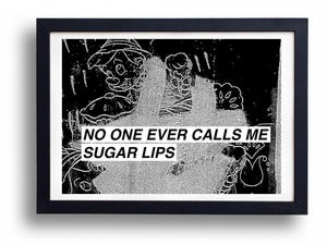 Image of Christopher Joyner- No one ever calls me sugar lips