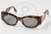 Image of Gianni Versace Mod.420/D col.279 :: Vintage Sunglasses