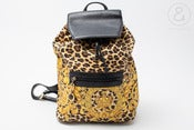 Image of Gianni Versace backpack barocco print :: Vintage Bags