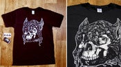 Image of Lycan Mask Short Sleeved Tee