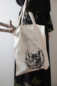 Image of Snoozer Loser Cotton Tote Bag