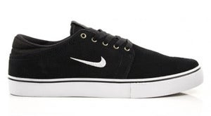 Image of NIKE SB Team edition black white