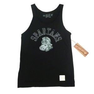 Image of Michigan State Tank (Black)