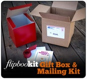 Image of Gift Box and Mailing Kit
