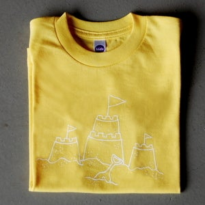 Image of Sandcastle Children's Tee