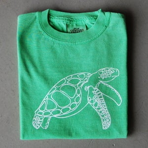 Image of Sea Turtle Children's Tee