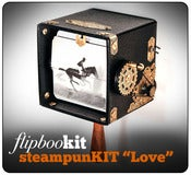 Image of SteampunKit Love (Kit you assemble)