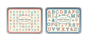 Image of Small Rubber Stamp Set