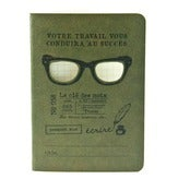 Image of Glasses Mini Notebook