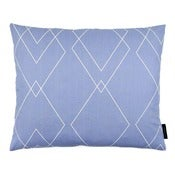 Image of Big square cushion, Dale blue