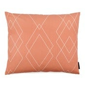 Image of Big square cushion, Dale terracotta