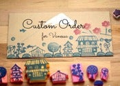 Image of Custom Order for Vanessa ♥