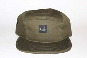 Image of Easy Script 5 Panel in Olive