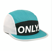 Image of ONLY MESH 5-PANEL LOGO CAP