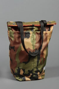 Image of Travel Tote - Ripstop Camo
