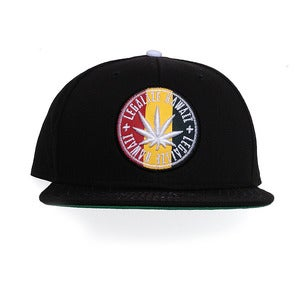 Image of IN4MATION - LEGALIZE HAWAII SNAPBACK