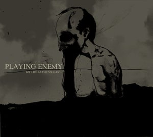 "Image of PLAYING ENEMY, ""My Life As the Villain"" CDEP"