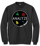 Image of Analyze & Interpret Retro (Crew Neck)