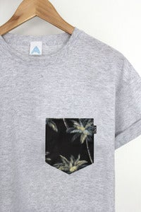Image of AND Palm Pocket Tee <em>also available in white</em>