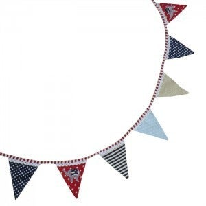 Image of Circus Bunting by Powell Craft