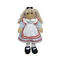 Image of Powell Craft Rag Doll - Alice