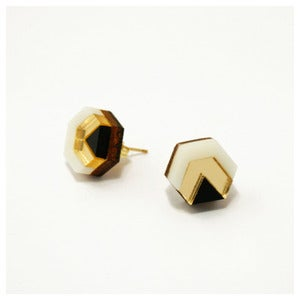 Image of Little Hex Studs