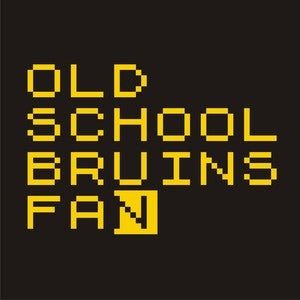 Image of Old School Bruins shirt