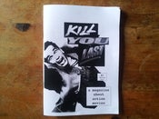 Image of KILL YOU LAST Issue 2