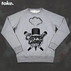 Image of Toke - 50 Carrot - Shield - Sweater