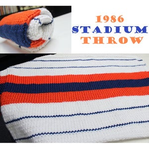 Image of 1986 stadium throw