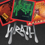 Image of WRATH - Mutants 2CD/DVD Set