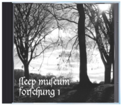 "Image of B!163 Sleep Museum ""Forschung 1"" CD"