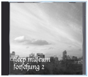 "Image of B!164 Sleep Museum ""Forschung 2"" CD"