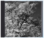 "Image of B!165 Sleep Museum ""Forschung 3"" CD"