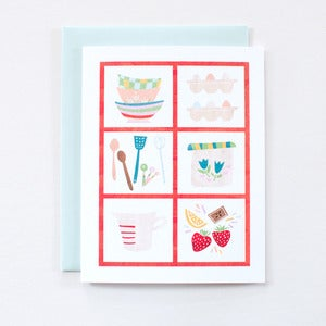 Image of In The Kitchen - Single Card