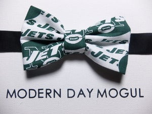 Image of JETS BOW TIE 