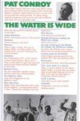 Image of <i>The Water is Wide</i><br>Pat Conroy<br>