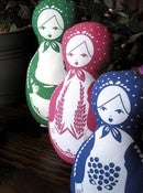 Image of Matryoshka Softies (includes all 3 dolls) - 1/2 price