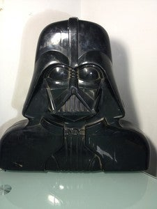 Image of Darth Vader Figure Case