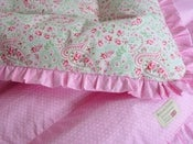 Image of Sophia Large Double/King Size Paisley Eiderdown