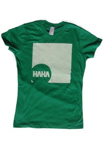 Image of HAHA Industries 'Analogue 003' Girls Tee