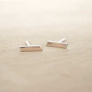 Image of Slant studs