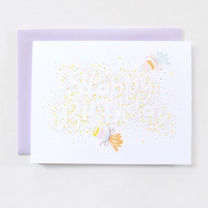 Image of Confetti Burst - Single Card