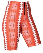 Image of AMERICAN FOOTBALL CYCLING SHORTS