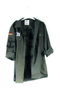 Image of Meow Army German Customised Jackets.