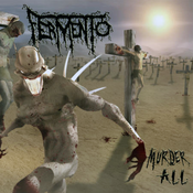 Image of FERMENTO Murder all CD