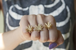 Image of High Society Weed Ring