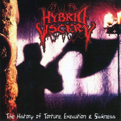 Image of HYBRID VISCERY &quot;The history of torture, execution and sickness&quot; CD