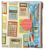 Image of Notebooks and Pencil Case Set